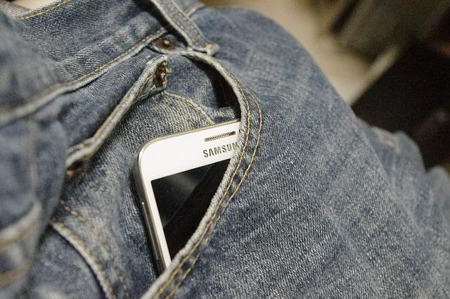 Samsung telefon