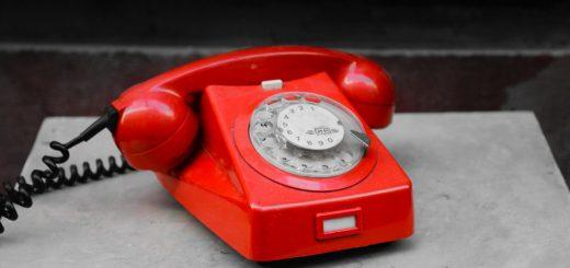 Legfontosabb telefonszámok vész